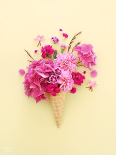 LIFE IS LIKE A ICE CREAM ENJOY BEFORE IT MELTS