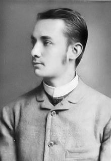 Gustav Meyrink, ca 1886