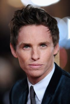 Exhibit N: Those piercing green eyes, hot. | Is Eddie Redmayne Hot?