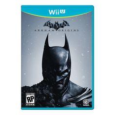 Wii U - Batman Arkham Origins