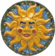 Sun 3 Mexican Talavera Sun