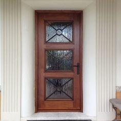 Great Front Door Glass Inserts Craftsman   Front Doors