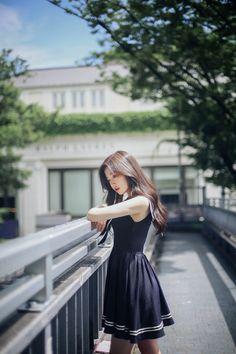 Ulzzang Fashion, Ulzzang Girl, Asian Fashion, Romantic Outfit, Elegant Outfit, Girls White Skirt, Korean Girl Photo, Girl Outfits, Fashion Outfits
