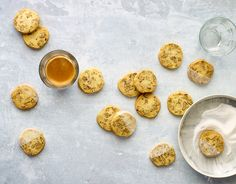 Fill Up Your Cookie Jar With These Tasty Pecan Shortbread Cookies by Curtis Stone Curtis Stone Recipes, Pecan Shortbread Cookies, Blondie Brownies, Cookie Jars, Blondies, Bulletin Boards, Fill, Tasty, Community