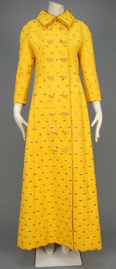 1961 Coat by Galanos