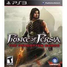Jogo PS3 Prince of Persia: The Forgotten Sands