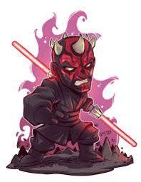 Star Wars Cartoon, Star Wars Jokes, Cartoon Art, Star Wars Fan Art, Star Wars Clone Wars, Star Wars Karikatur, Lord Mesa Art, Black Panther Art, Star Wars Images