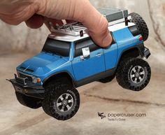 Toyota FJ Cruiser | papercruiser.com