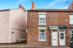 2 bedroom House for sale, Linton Heath, Swadlincote, Derbyshire, DE12 | £113,950