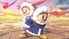 Ice Climber, Super Smash Bros, Climbers, Snowman, Disney Characters, Fictional Characters, Snowmen, Fantasy Characters