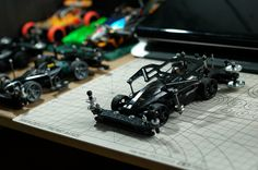 Thundershot Mk.II Black Special #Tamiya #mini4WD