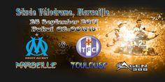 Prediksi Skor Pertandingan Marseille Vs Toulouse 25 September 2017 - Prediksi Pertandingan Bola - Laga Pertandingan Liga 1 Perancis antara kesebelasan Marseille Vs Toulouse yang akan berlangsung di Stade Vélodrome, Marseille pada tanggal 25 September 2017, pukul 02:00 WIB, dini hari dipastikan akan berlangsung seru.