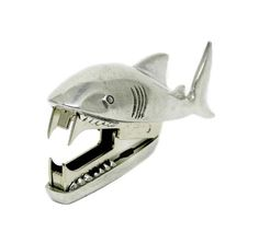 Shark Staple Remover...because I scan a lot of stuff at work and remove a lot of staples. This would make it way more fun :)