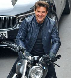 Tom Cruise On The Set Of @missionimpossible . #Tomcruise