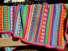 Beautiful mixed stripe!