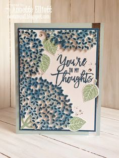 AEstamps a Latte...: A Sympathy card for Sunday Stamps! #133