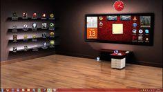 Funny desktop background!