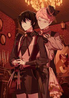 埋め込み Cute Anime Pics, Cute Anime Boy, Anime Boys, Boy Character, Character Design, Mika Kagehira, Manga, Anime Group, Fanart