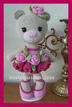 lucie1 Marygurumi * really cute :-)