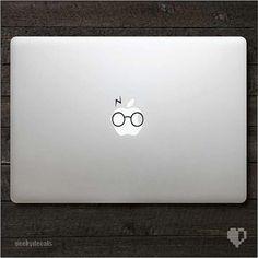 Harry Potter--making Macs cool again