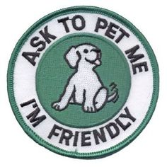Service dog vests for sale. BIG variety of service, therapy dog vest, PTSD service dogs vest and emotional support dog vests. We also have Ready-to-wear vests. Service Dog Patches, Service Dogs, Alluka Zoldyck, Dog Vest, Dog Lady, Clothing Patches, Fabric Patch, Therapy Dogs, Animal Projects