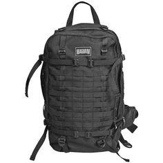 Magnum Tajga MOLLE Hydration Backpack Black | Backpacks & Rucksacks | Military 1st