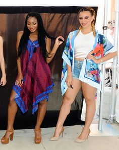 Fifth Harmony Summer Reflection Tour M&G - Rogers 7/24