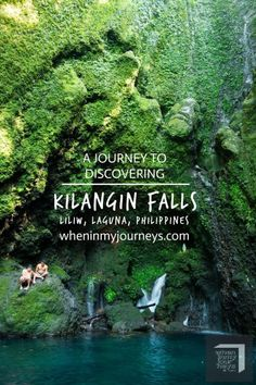Laguna A Journey to Discovering Kilangin Falls of Liliw Portrait 2