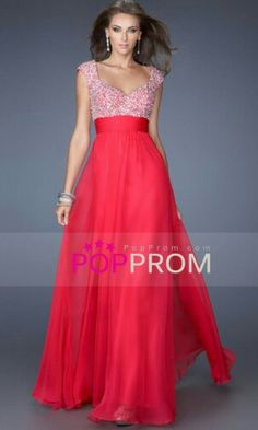 The dress!!  I ordered it at popprom.com and I save a ton!!! I bought it for $136.00