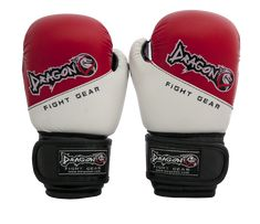 Dragon Do Boxing Gloves Thunder-For Boxing MMA Kickboxing Muay Thai