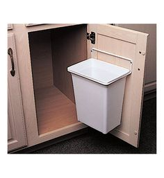 1000 ideas about trash can cabinet on pinterest trash bins kitchen trash cans and cabinets. Black Bedroom Furniture Sets. Home Design Ideas