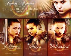 The Elements Trilogy - Melissa Pearl