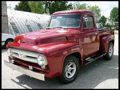 1953 Ford Pickup  150 HP, 5-Speed