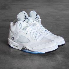 Jordan 5 'Metallic Silver'