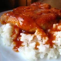 Cola Pork Chops Recipe
