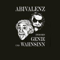 wahnsinn. Abivalenz zwischen Genie und Wahnsinn