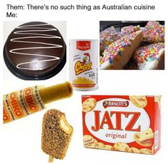 Just 100 Really Fucking Funny Memes About Aussie Food Australian Memes, Aussie Memes, Australian Food, Disney Buzzfeed, Meanwhile In Australia, Success Kid, Australia Funny, Australia Travel, Aussie Food