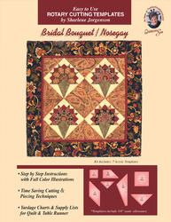 This quilting template set includes a full color instruction book, convenient acrylic cutting templates and detailed pictures of quilt examples. Bride Bouquets, Floral Bouquets, Star Quilts, Quilt Blocks, Cat Template, Nosegay, Quilting Templates, Book Quilt, A 17