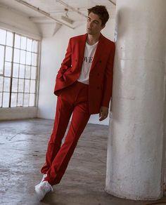 Paul Klein for Men's Fashion Pos