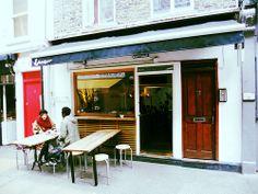 Lantana Coffee Shop (Londres)
