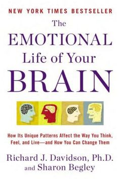 Richard Davidson - The emotional life of your brain #books #neurology