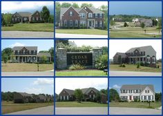 Ashton community Lebanon Ohio 45036 country estates Lots 2 to almost 5 acres. Custom homes. Convenient to Click through for more information and to search Ashton homes for sale. Lebanon Ohio, Ohio Real Estate, Warren County, County Seat, Country Estate, New Construction, Home Buying, Custom Homes, Acre