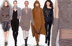 Trend, Herbst-Winter, Fashion Week: Strick - Modetrends Fashion Week Herbst/Winter 2011/2012 - gofeminin