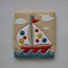 Sailboat   Sugar Cookie   Tamara
