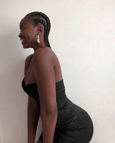 black women models after 50 Beautiful Dark Skinned Women, Beautiful Black Girl, Black Girls Rock, Black Girl Magic, Black Girl Aesthetic, Brown Skin Girls, Dark Skin Beauty, Ebony Beauty, African Beauty