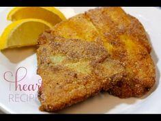Southern Fried Catfish - I Heart Recipes