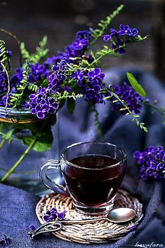 GIF by Mani Ivanov. Good Morning Coffee, Good Morning Flowers, Good Morning Greetings, Good Morning Good Night, Good Morning Quotes, Morning Msg, Coffee Vs Tea, Coffee Gif, Coffee Love