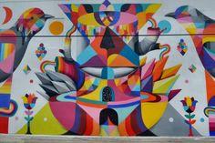 Miami wynwood street art Remed x Okuda