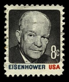 Eisenhower USA 1930