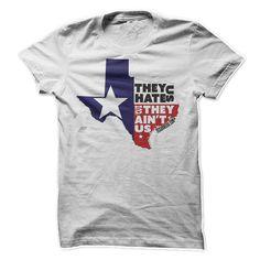 ((Top Tshirt Design) They aint us Texan Wear [Tshirt Facebook] Hoodies Tee Shirts